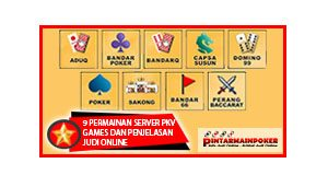 permainan server pkv games