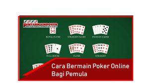 Cara Bermain Poker Online Bagi