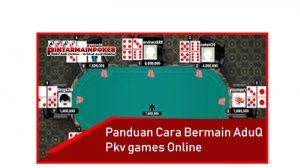 Panduan Cara Bermain AduQ Pkv Games Online
