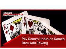 Pkv Games Hadirkan Games Baru Adu Sakong