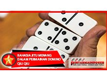 Rahasia Jitu Menang Dalam Permainan Domino Qiu Qiu